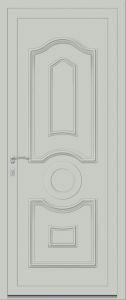 Ambleteuse - Plein - Gris 7035