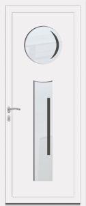 Amsterdam - Sablage V7SAB1 - Blanc 9010