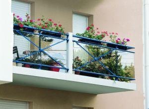 Balustrades balcon
