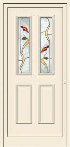 Caumont - Décor floral