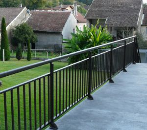 balustrades garde corps rembardes ternois fermetures. Black Bedroom Furniture Sets. Home Design Ideas