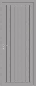 Galène - gris argent 7001