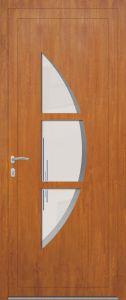 Madrid - vitré V8SIL6 - chêne doré