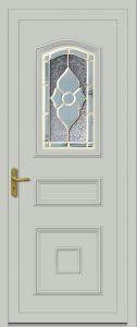 Merlimont - Vrai vitrail V0.5 - Gris 7035