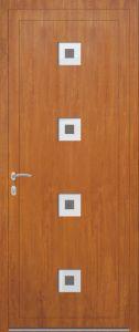 Oslo - vitré V7SAB11 - chêne doré