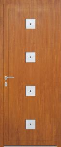 Oslo - vitré V8FS011 - chêne doré