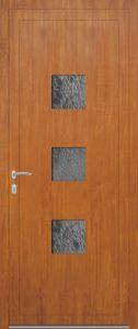 Paris - vitré delta clair - chêne doré