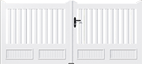 Portail PVC ANTARES