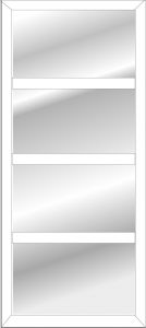 Sigma - Vitrage Clair / Blanc