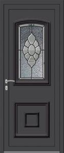 Wissant - Vrai vitrail V4STR1L.100 - Noir 2100