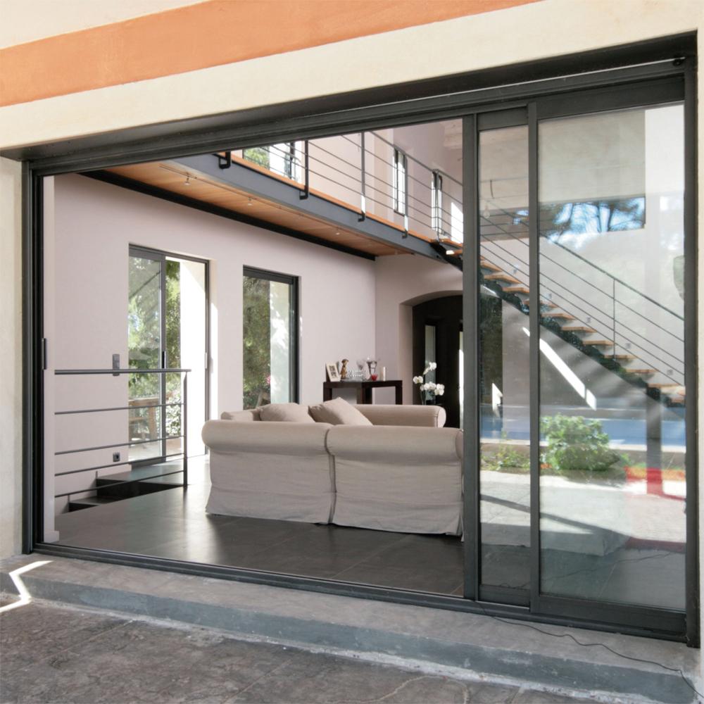 la baie vitr e galandage ternois fermetures. Black Bedroom Furniture Sets. Home Design Ideas