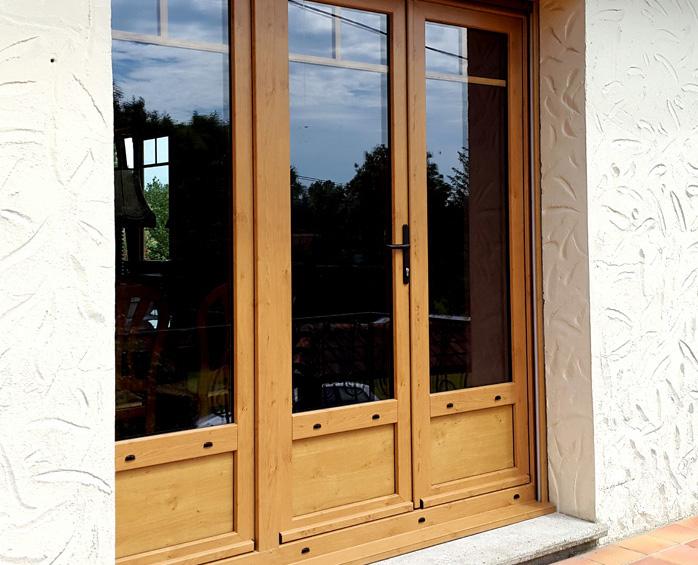 Les portes fen tres pvc ternois fermetures for Les portes fenetres