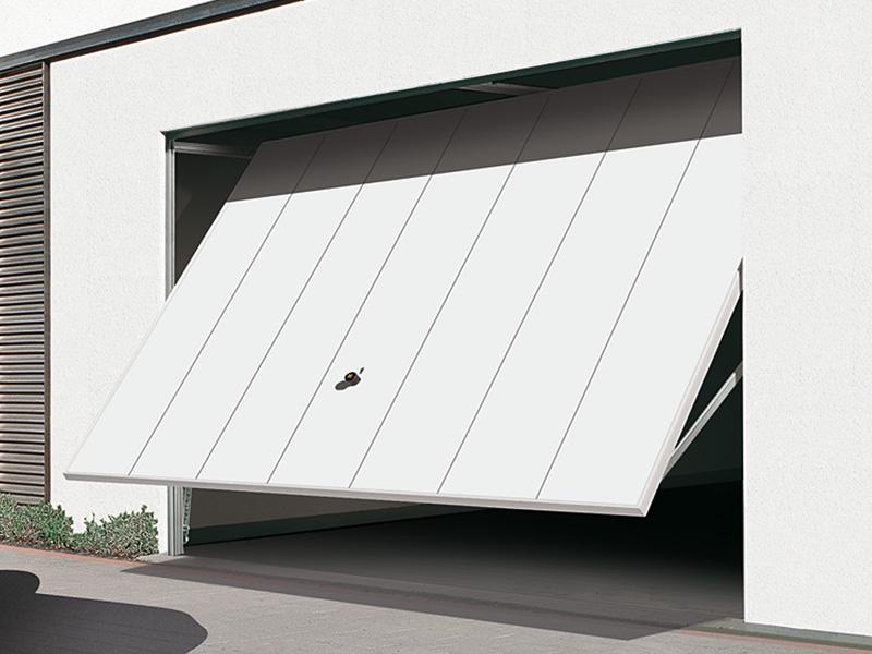 Portes de garages basculantes que