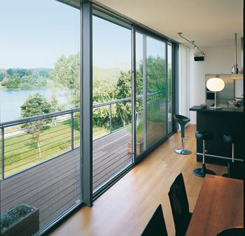 baies vitr es coulissantes aluminium extr me ternois fermetures. Black Bedroom Furniture Sets. Home Design Ideas