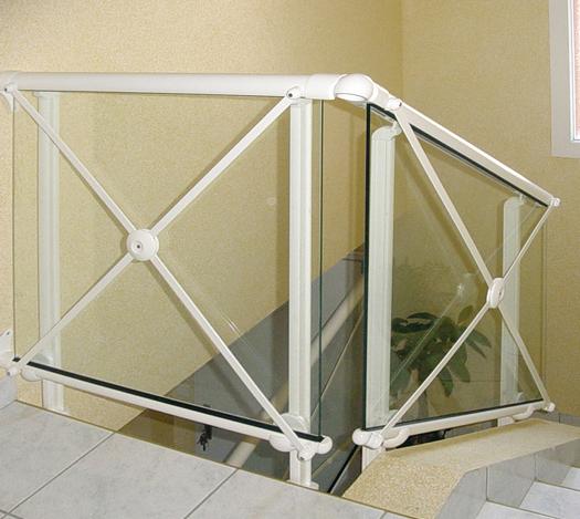 garde corps vitr s fabriqu s par ternois fermetures. Black Bedroom Furniture Sets. Home Design Ideas