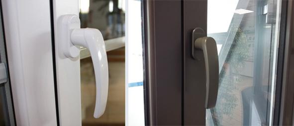 Les accessoires de fen tres pvc et alu ternois fermetures for Accessoire pour fenetre pvc