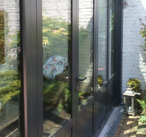 Portes Fenêtres Aluminium Ternois Fermetures