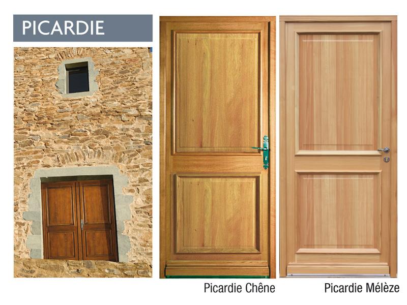 Design porte en bois for Porte de chambre en bois pas cher