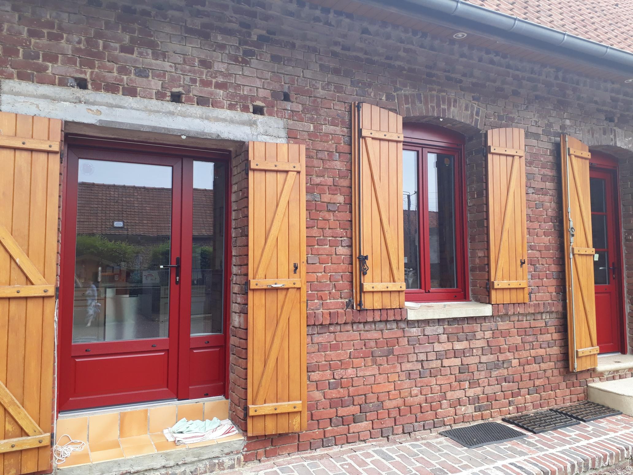 Portes Fenêtres Pvc Ternois Fermetures