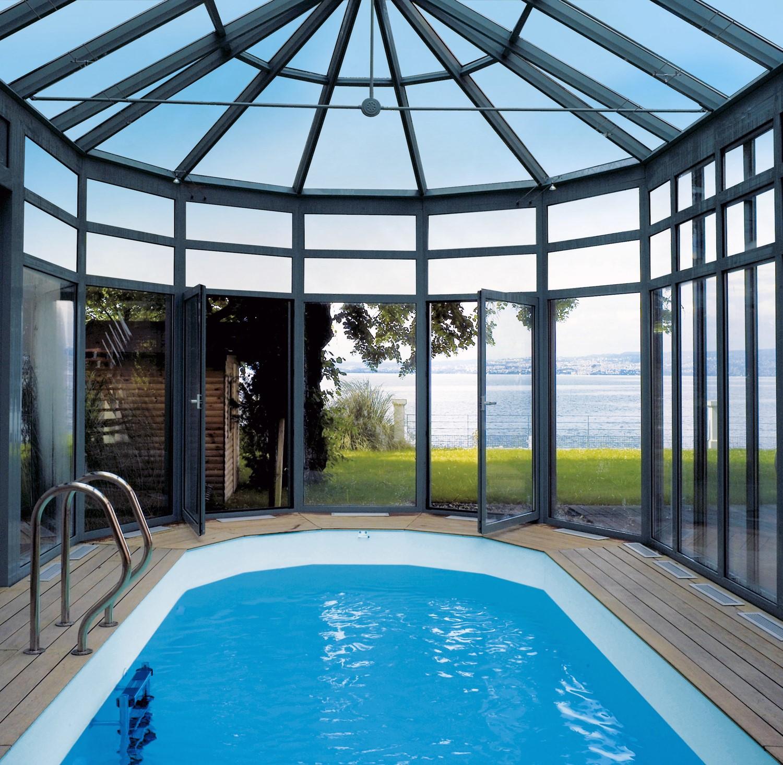 Couvrez votre piscine avec ternois v randas for Veranda piscine